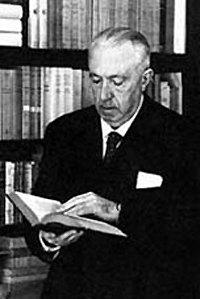 Carlo Emilio Gadda nel 1960 (c) Wikipedia