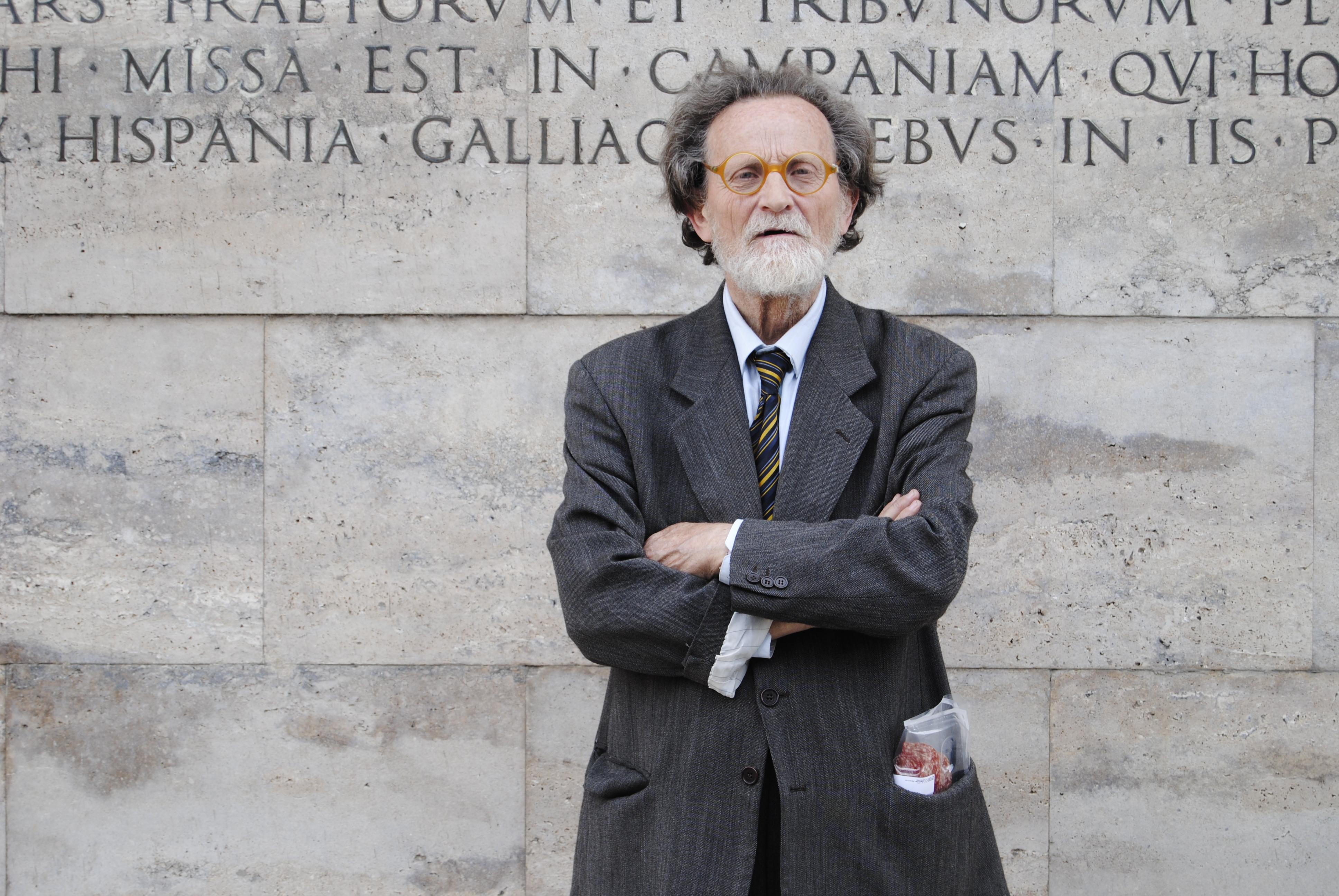 Fausto Delle Chiaie - perdersi a roma