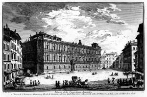 Palazzo della Cancelleria (c) Wikipedia